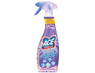 Ace Ultra Pianka Odpl.Spray Flower 700ml