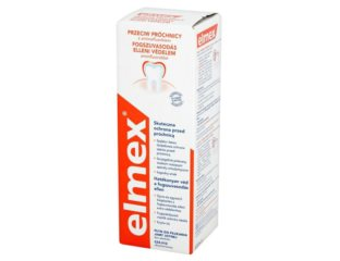 Elmex Płyn Do Płukania Ust 400ml