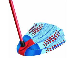 Supemocio 3Action Velour mop 140008