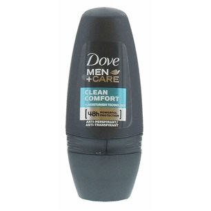 Dove Clean Comfort Men Roll- on