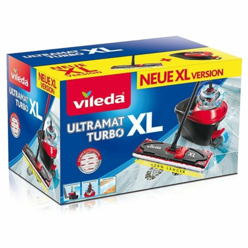 Vileda Ultramat Turbo Płaski XL 161023