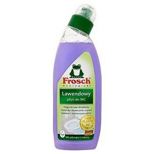 Frosch Żel Do Wc Toalet Lawendowy 750ml